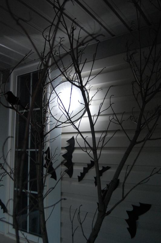 halloween+decorations+DIY+moon