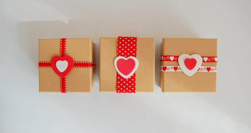 DIY valentines gift