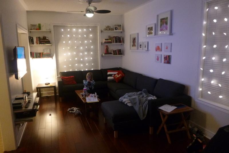 karlstad first night at home