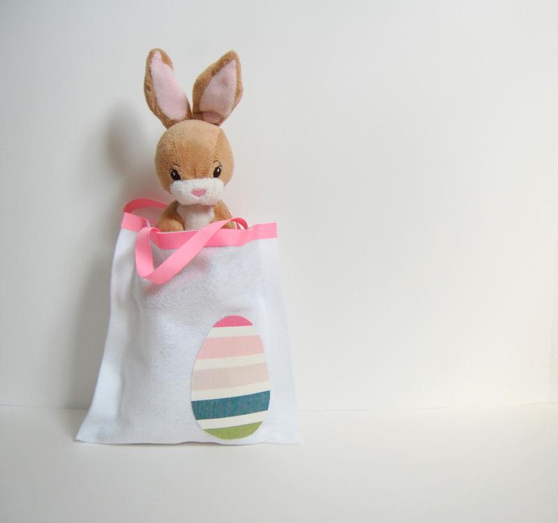 DIY Easter Treat Bag