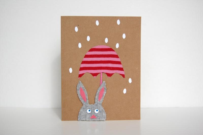 DIY Easter cards