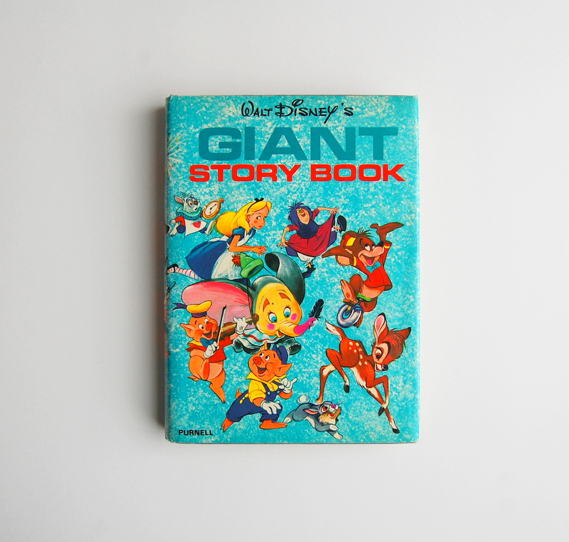 Disney Giant Story Book (2)