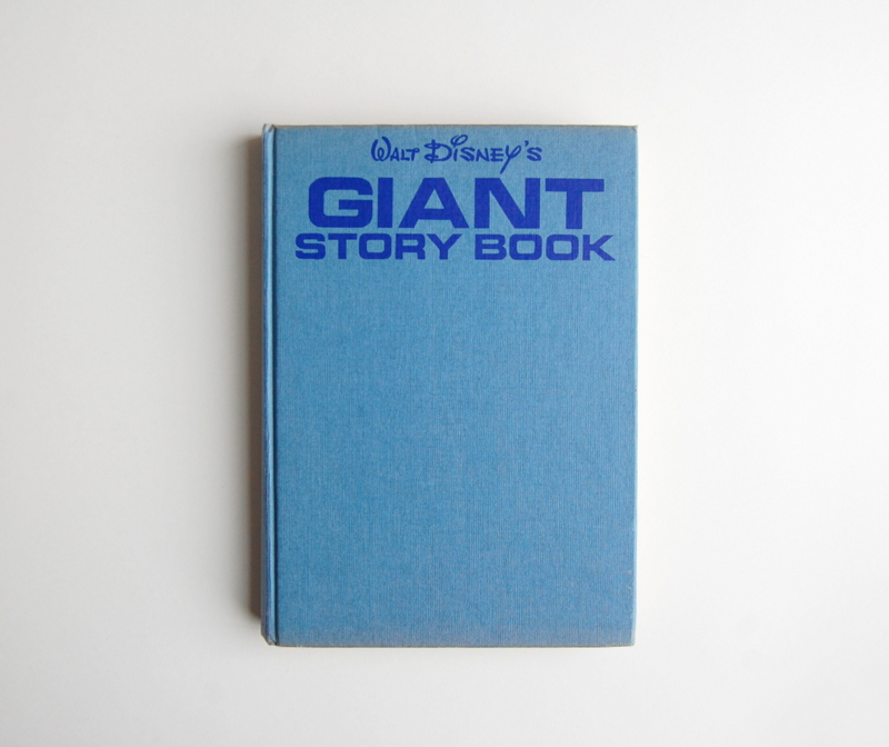 Disney Giant Story Book (3)