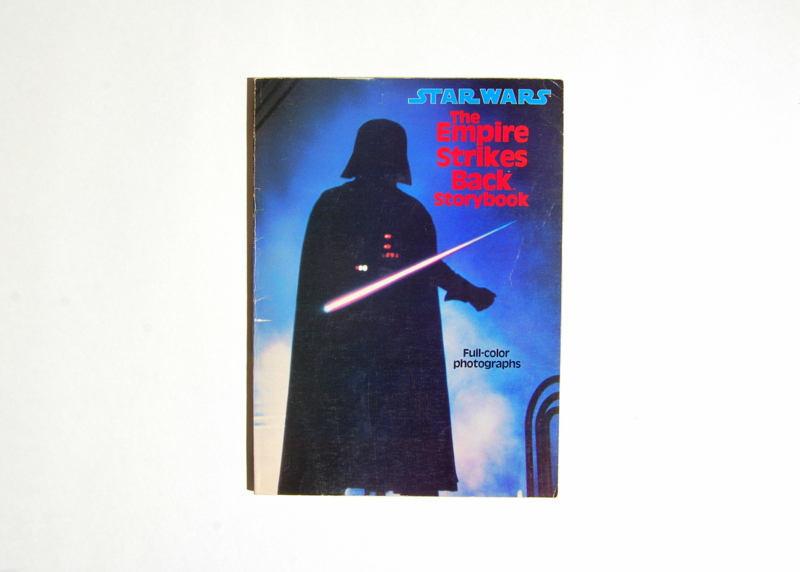 Empire Strikes Back Storybook (2)
