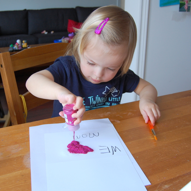 Mothers Day Card Craft (9)