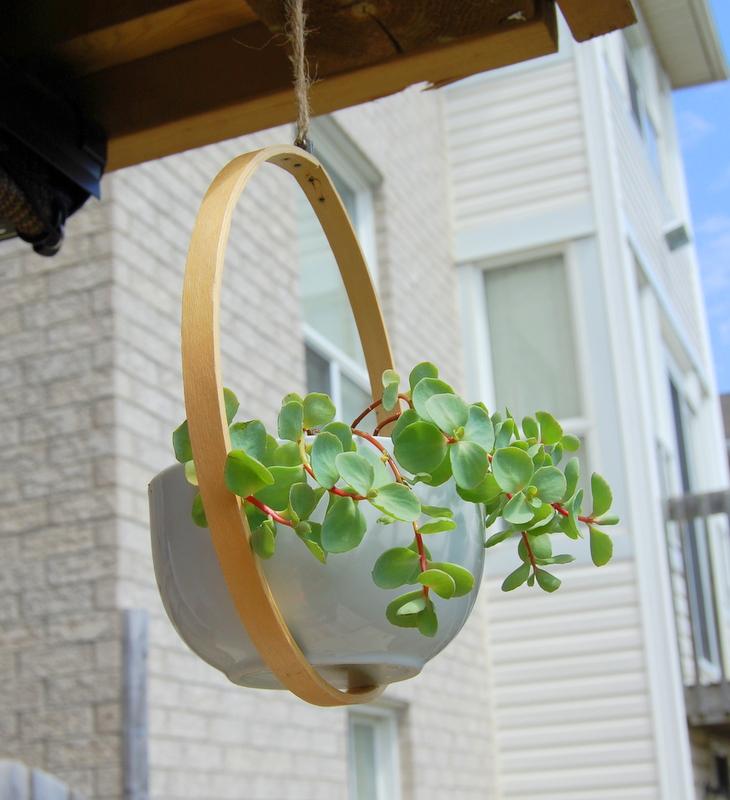 DIY Hanging Planter (2)