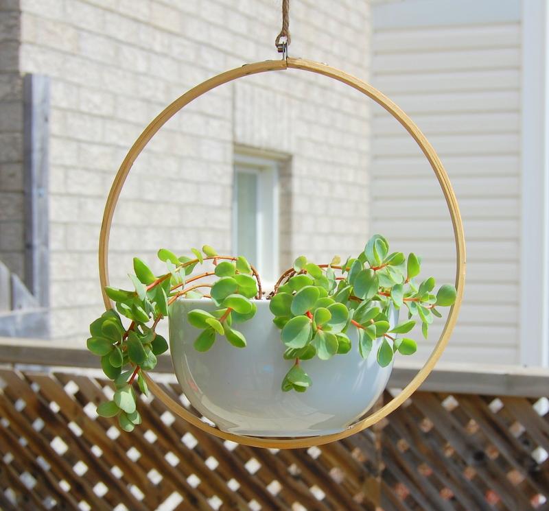 DIY Hanging Planter (3)