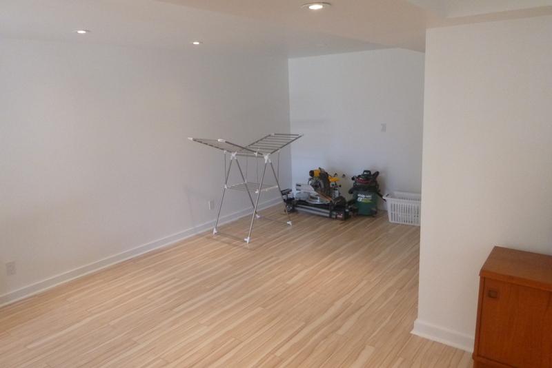 basement progress