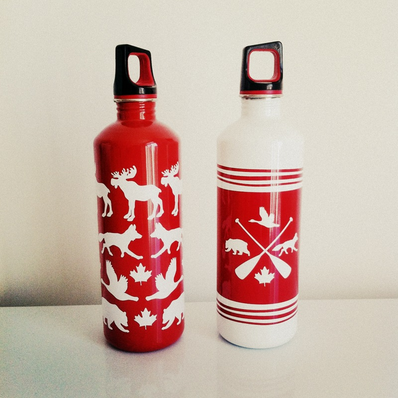 Canadian Water Bottles
