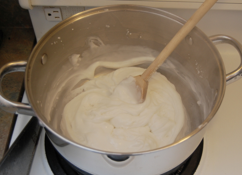 DIY Baking Soda Dough - Step 4
