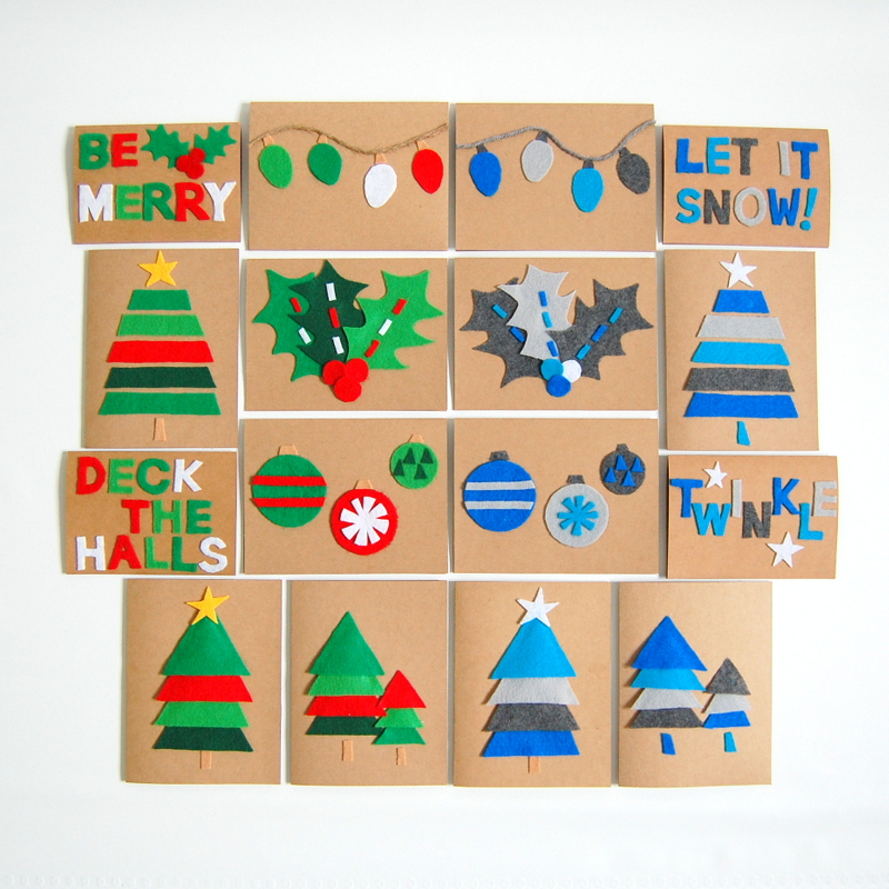 Christmas Card Craft - northstory