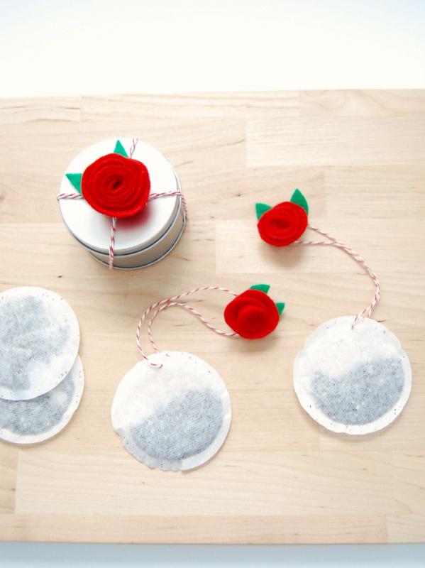 DIY Tea Bags - northstory.ca