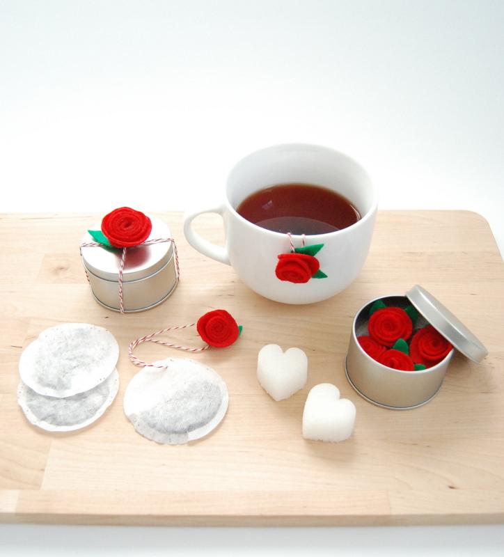 Valentine's Tea Set DIY - northstory.ca