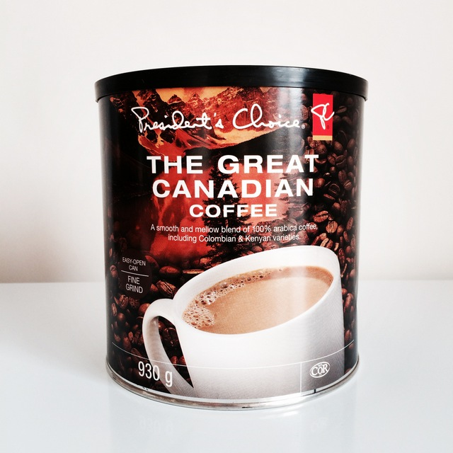 The Great Canadian Coffee - northstory.ca