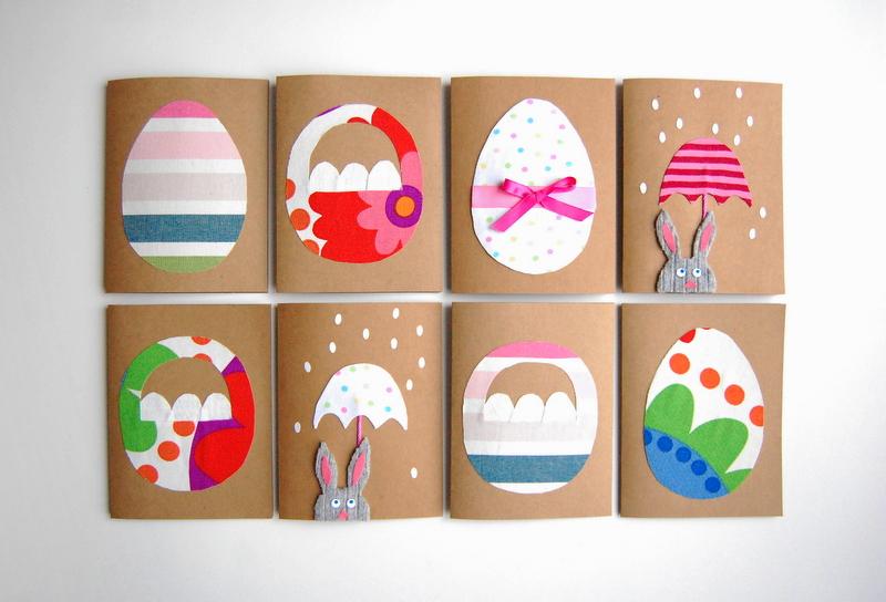 DIY Easter Cards - northstory.ca