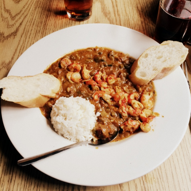 Crawfish Etouffee at the Oceana Grill New Orleans French Quarter - northstory.ca