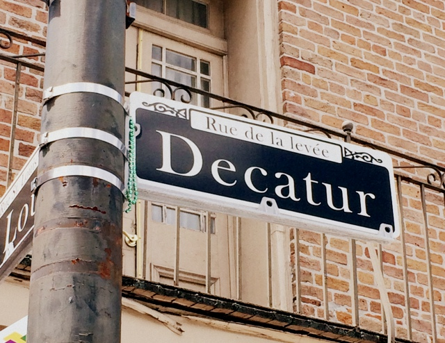 Decatur Street - New Orleans - northstory.ca