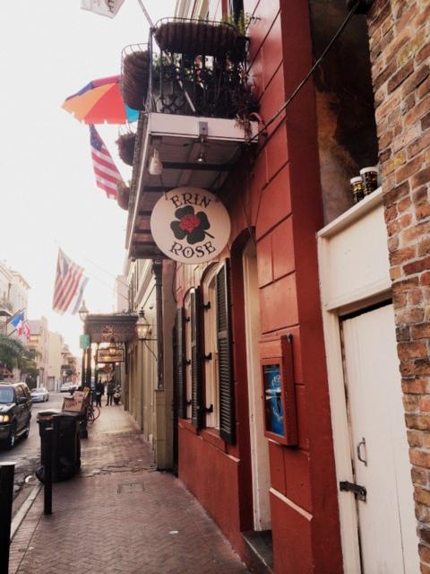 Erin Rose bar - French Quarter - New Orleans - northstory.ca