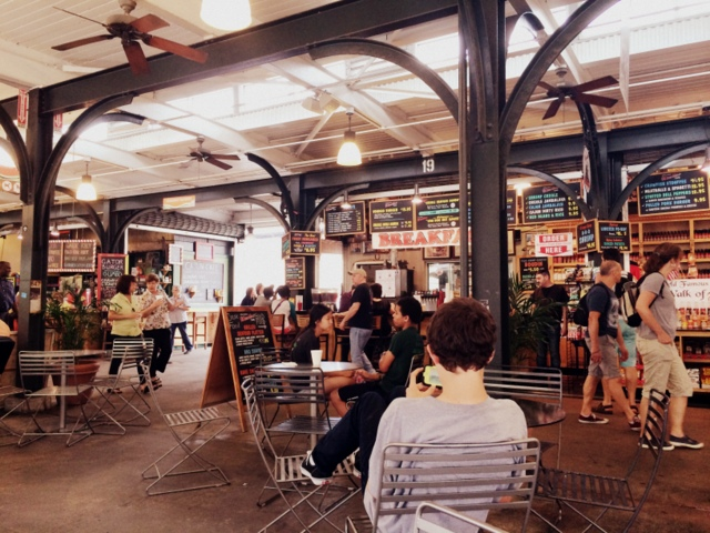 Inside the French Market in New Orleans - northstory.ca