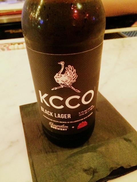 KCCO beer - northstory.ca