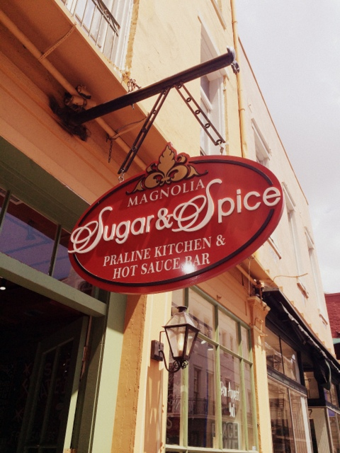 Magnolia Sugar & Spice Pralines - New Orleans - French Quarter - northstory.ca
