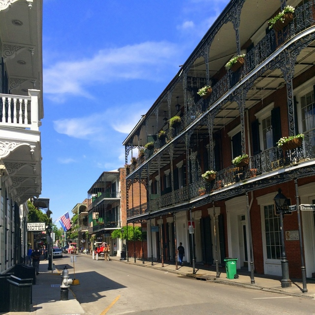 Parts of the French Quarter - northstory.ca