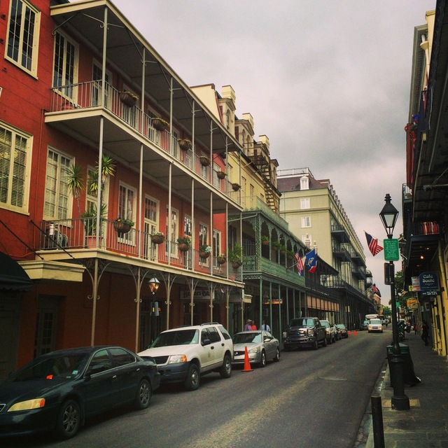 St Louis Street French Quarter - northstory.ca