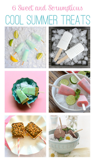 6 Cool Summer Treats