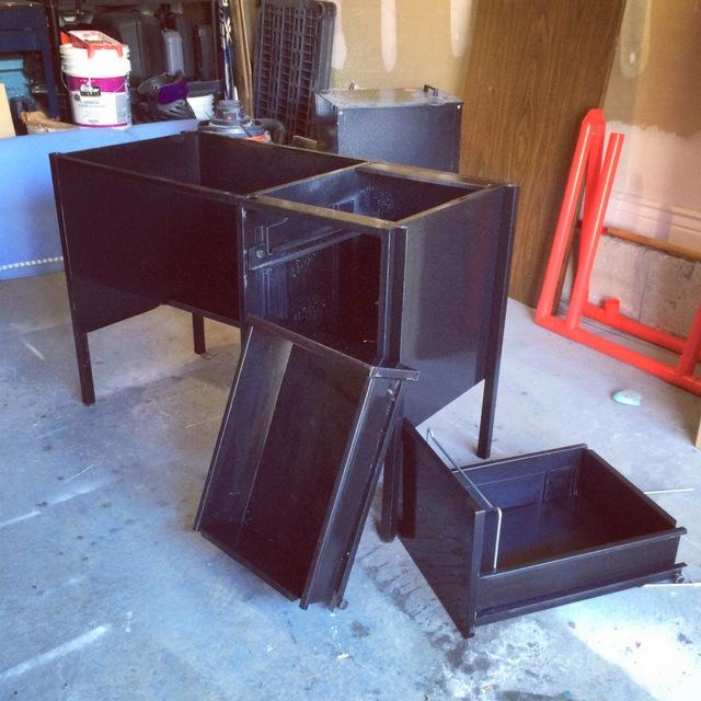 Metal Desk Before - northstory.ca