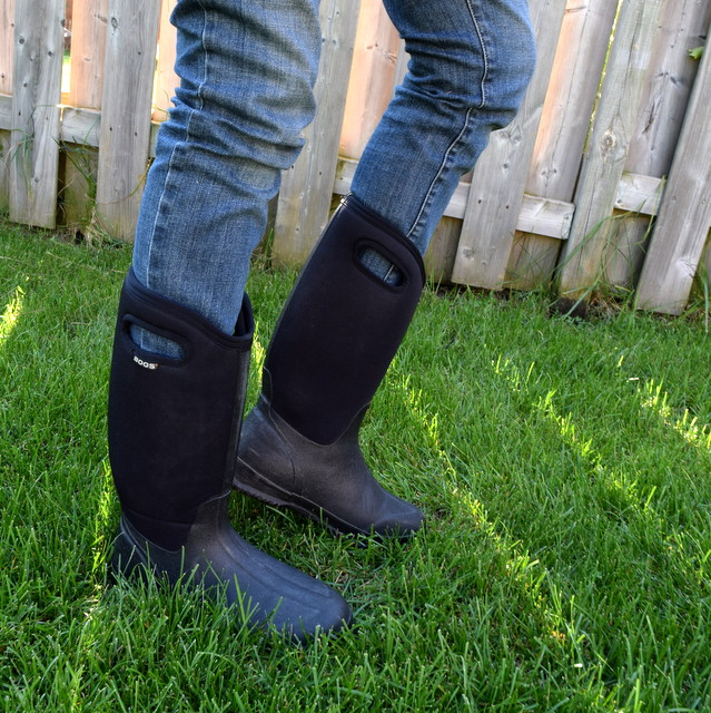 A review of the BOGS classic high handle women's boots - northstory.ca
