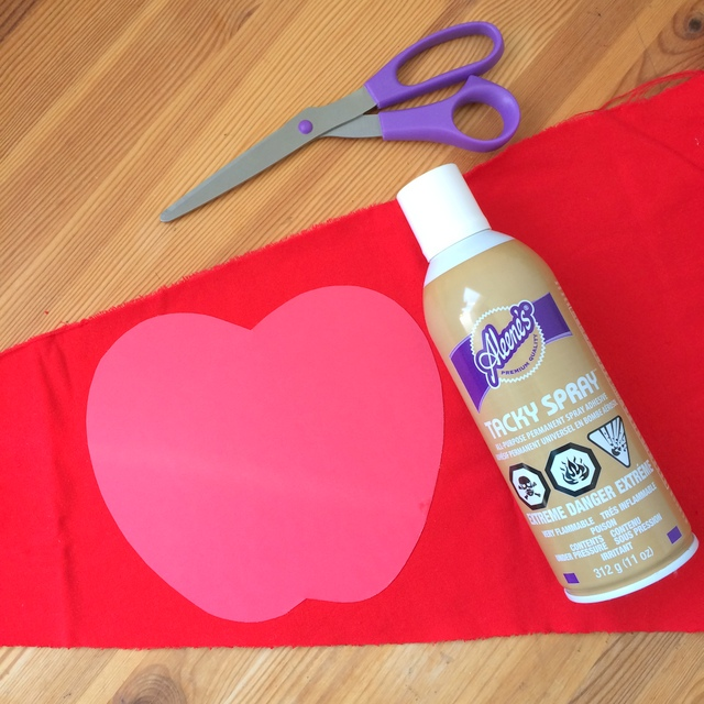 Making a Fall Apple Decoration - northstory (1)