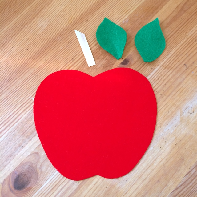Making a Fall Apple Decoration - northstory (2)