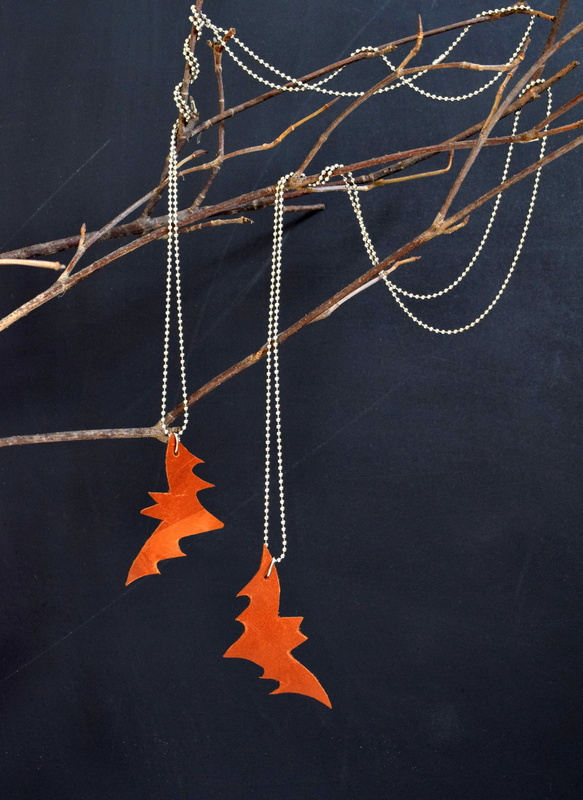DIY Leather Necklace - northstory