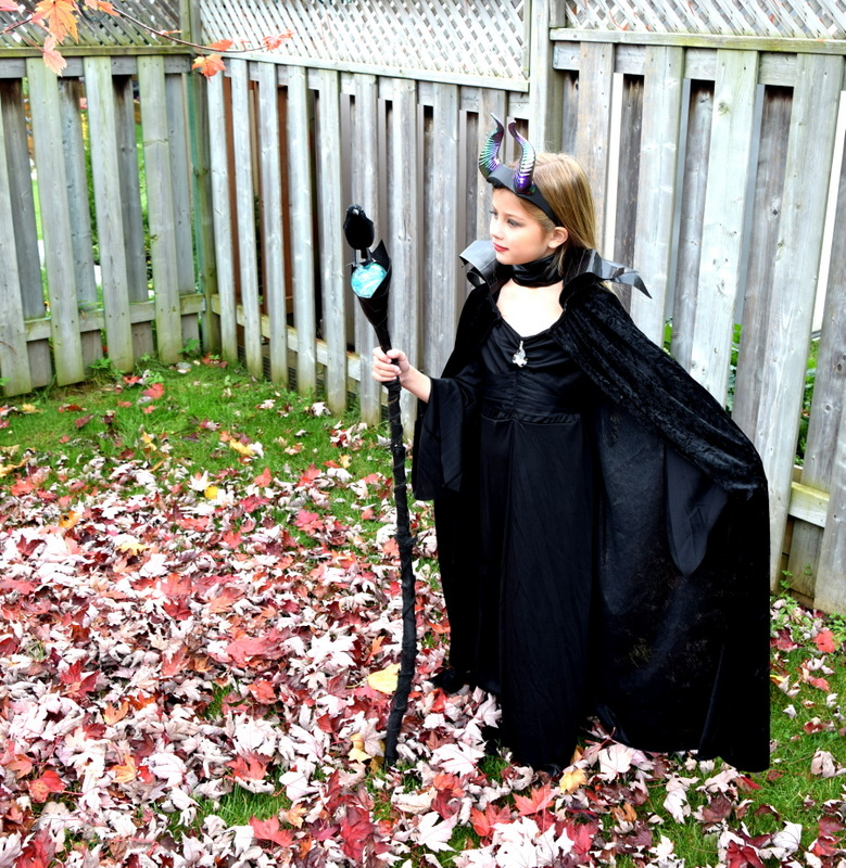 DIY Maleficent Costume - northstory