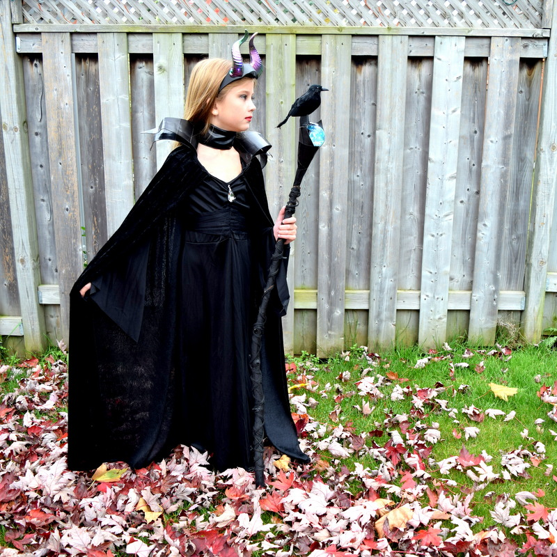 Maleficent Costume for Kids - northstory