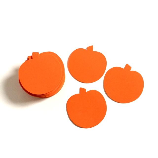 foam pumpkin shapes