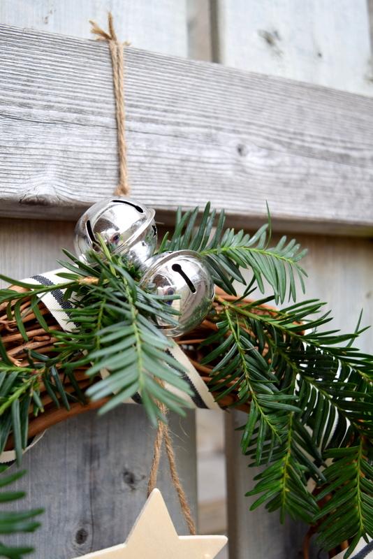 Bells on wreath - northstory