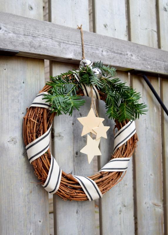 DIY Rustic Wreath  - northstory