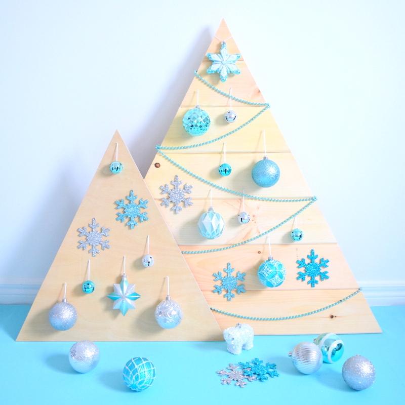 DIY - Wood Christmas Tree - northstory