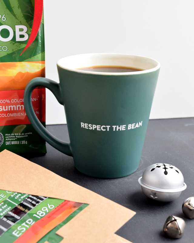 Nabob Respect the Bean Mug - northstory