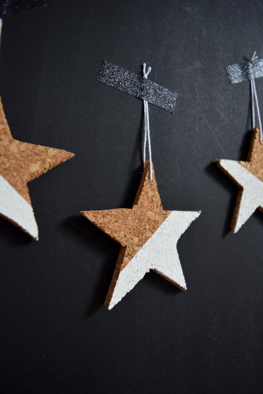 Cork Ornaments - Stars - northstory