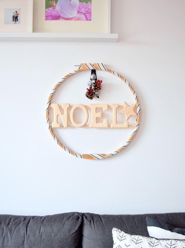 How to make a wood wreath - northstory
