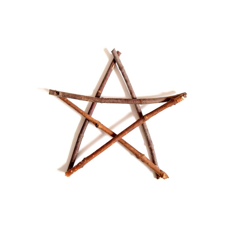 Making Twig Stars Step 4 - northstory