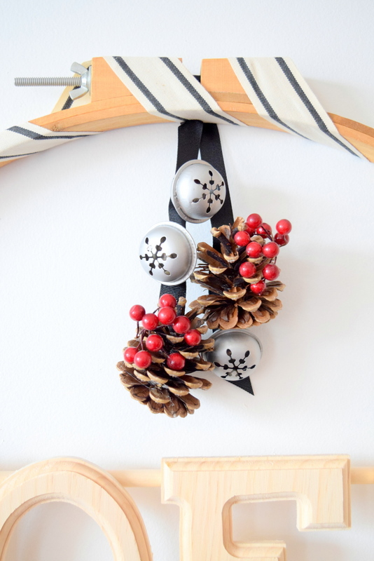 Wood wreath embellishments - northstory