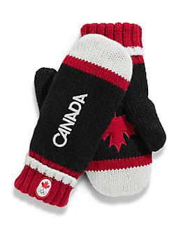 Canada Olympic Mittens