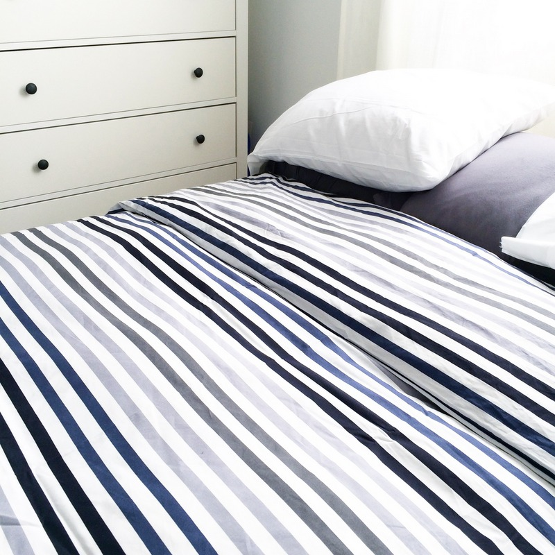 Striped Duvet Cover - Loblaws Superstore - northstory