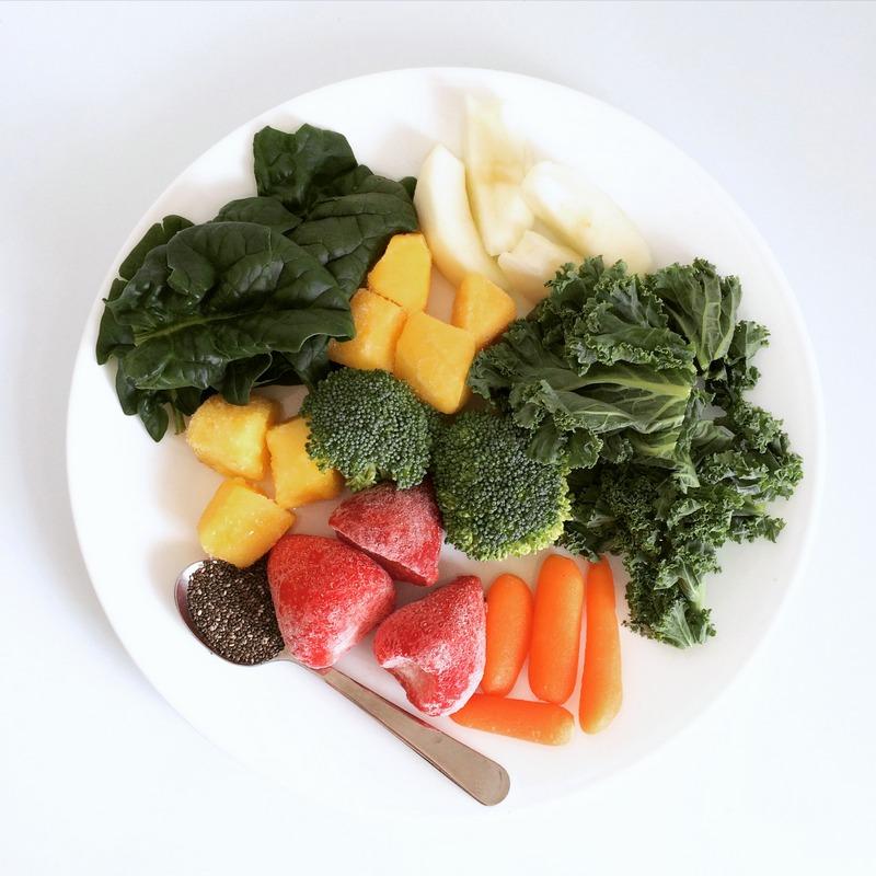Veggie smoothie ideas
