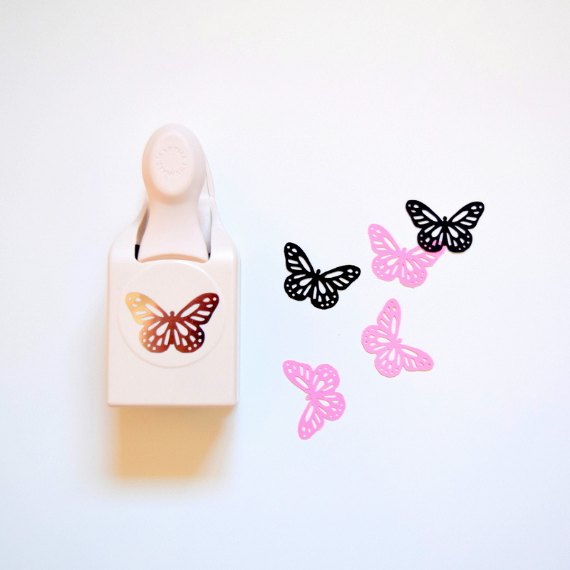 Butterfly Paper Punch - northstory