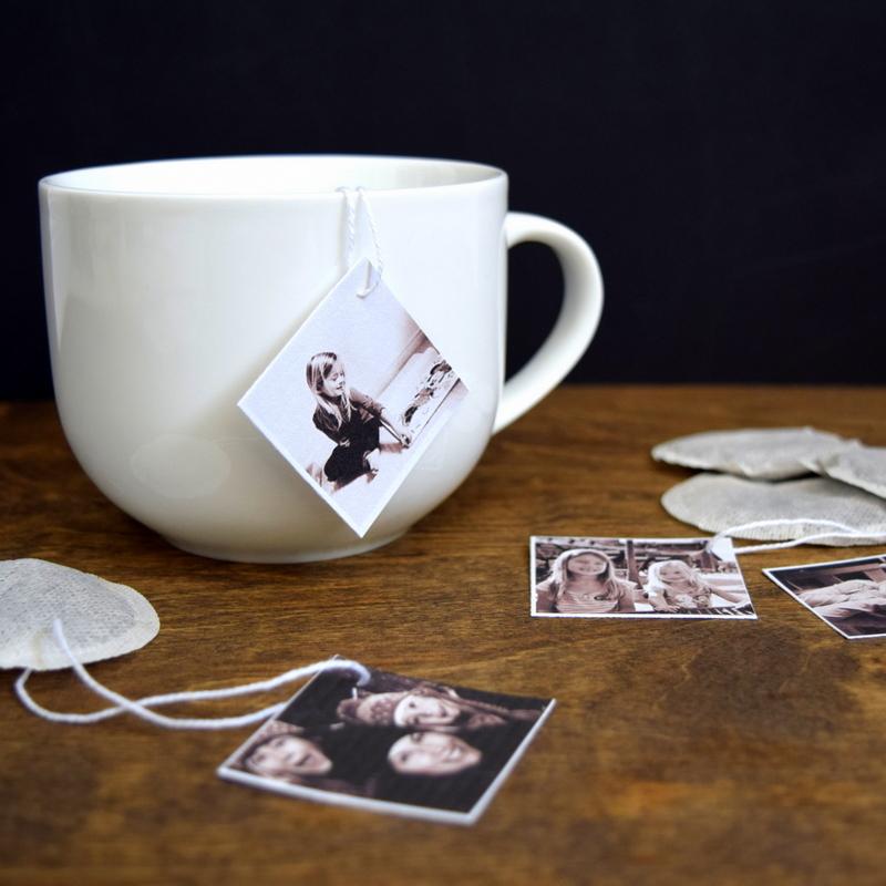 Photo Tea Tags - northstory
