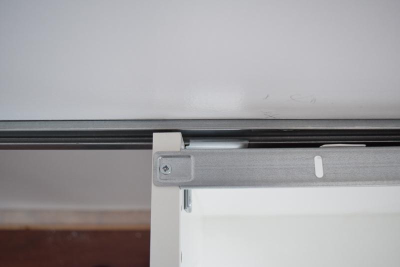 Hanging your IKEA SEKTION railing (1)